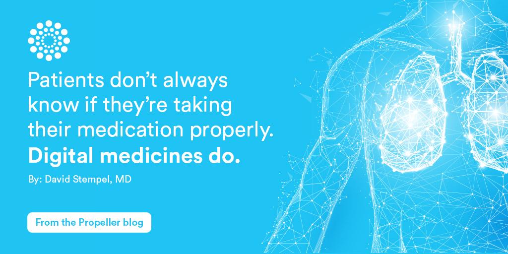Digital medicine adherence