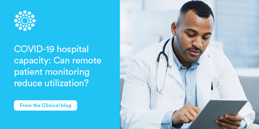 Can remote patient monitoring reduce healthcare utilization?