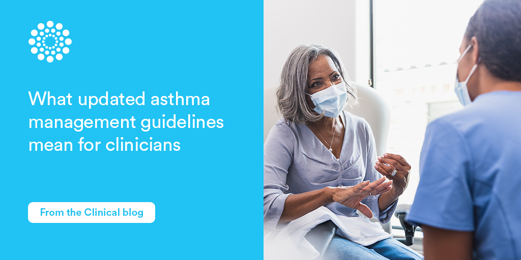 New asthma guidelines
